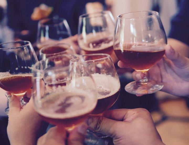 Die britische Trinkkultur