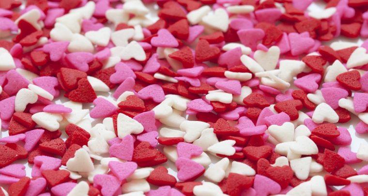 Valentinestag ohne Materialismus