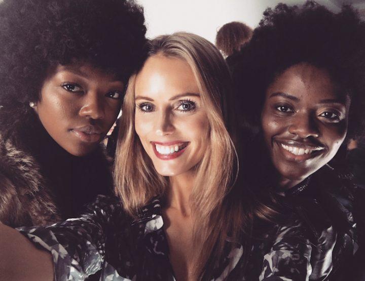 New York Fashion Week Fall Winter 2017 - Showroom Landerson