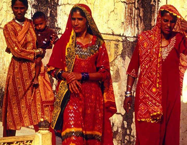 Salwar Kamiz - Die traditionelle Kleidung der Völker Südasiens