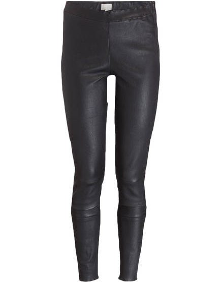 Mrs & HUGS Leder-Leggings