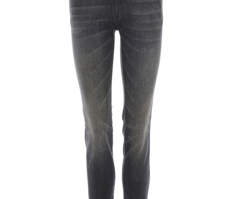 Five Pocket Skinny Jeans Hi-Rise