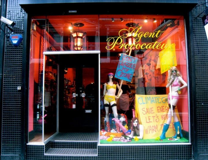 Designer-Dessous: Stella McCartney und Agent Provocateur