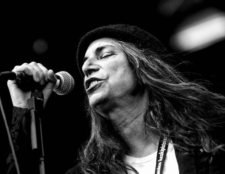 Patti Smith - Godmother of Punk