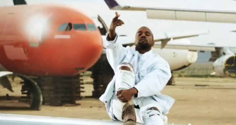 Kanye West face ancu bellezza ora