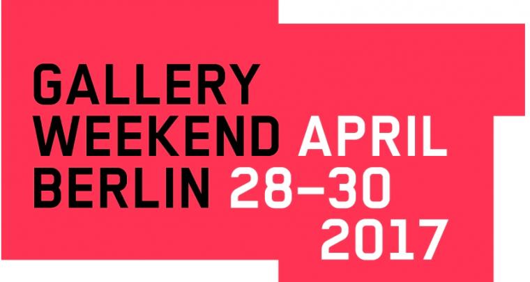 Gallery Weekend 2017