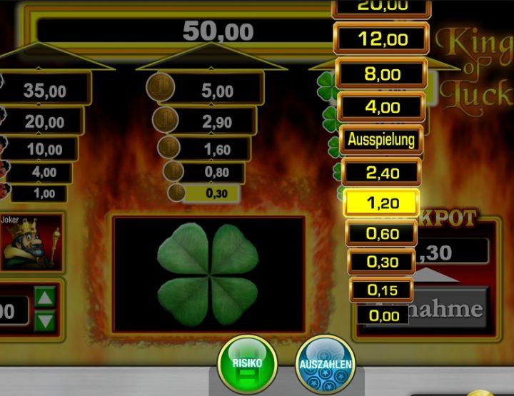 Merkur Casino Risikoleiter - Tipps und Tricks