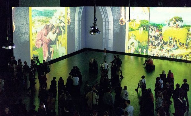 Ausstellungstipp: Bosch. Visions Alive