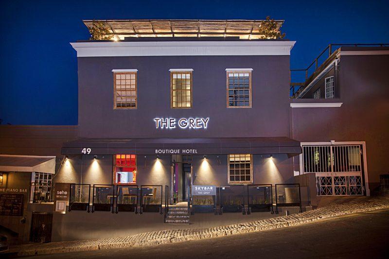 Butiikhotell THE GREY - elage Kaplinna trendikas piirkonnas