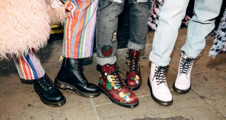 Dr. Martens: Vom Merkmal der Punks zum modischen Must-Have
