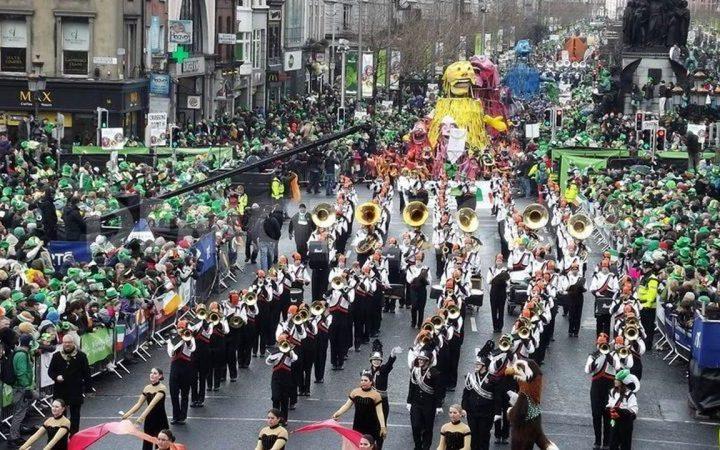 New York City: Sant Patricks Day 2017