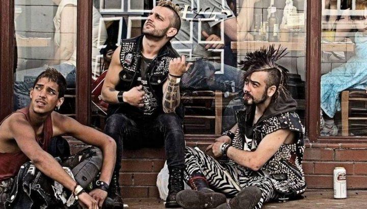 Die typischen Merkmale der Punk-Mode
