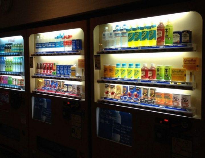 IoT - Gehackte Getränkeautomaten einer Universität suchen Meeresfrüchte