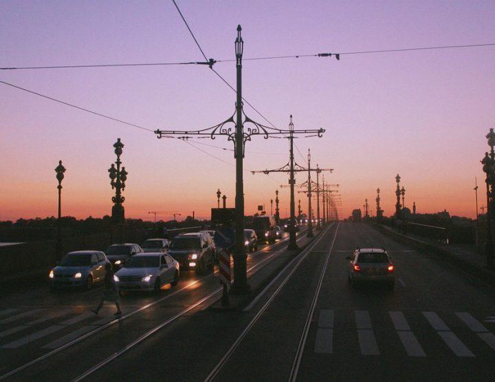 Die weißen Nächte in St. Petersburg