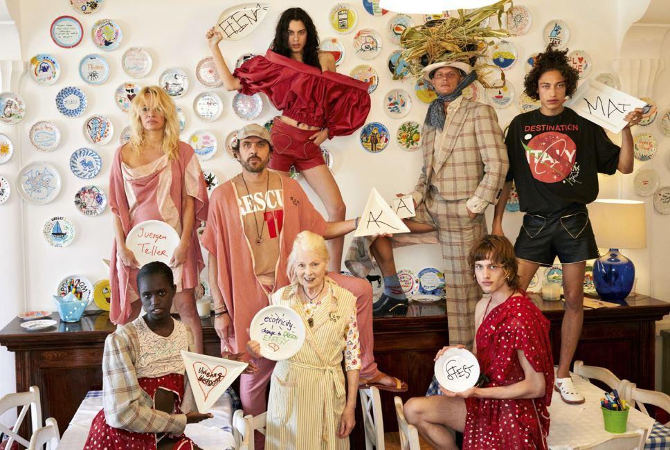 Vivienne Westwood Campaign SS2017