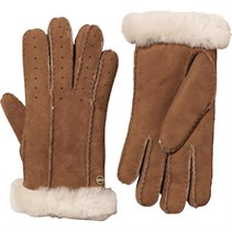 UGG Australia Womens Classic Performance Two Point Glove Chestnut