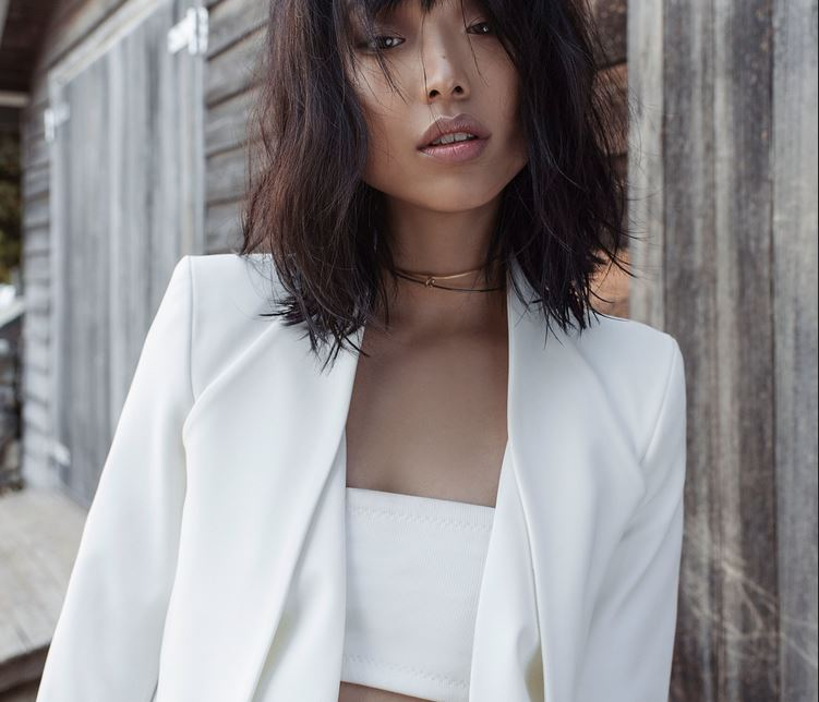 Blogger und Model Margaret Zhang