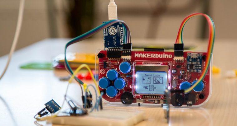 Makerbuino – Modulare Spielkonsole zum selber bauen