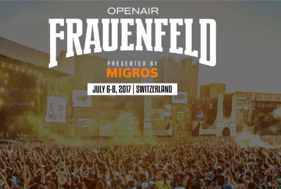 Openair Frauenfeld 2017
