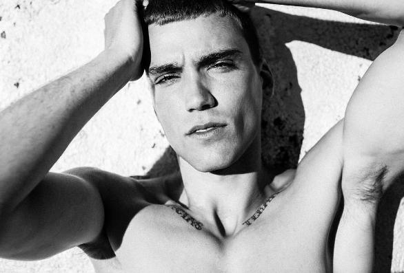 New Yorker People: Top Model Marc Lüloh