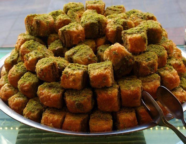 Die besten türkischen Süßigkeiten
