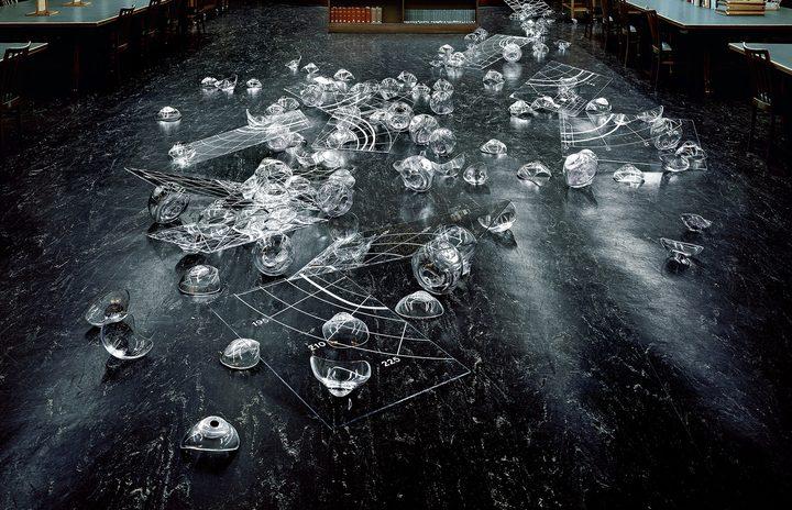 Ausstellungstipp - Sublunare Einmischung