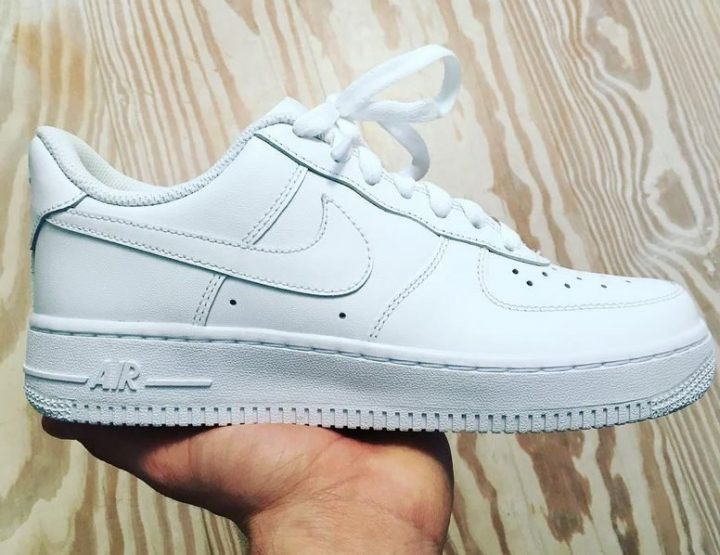 Der Kultschuh Nike Air Force 1