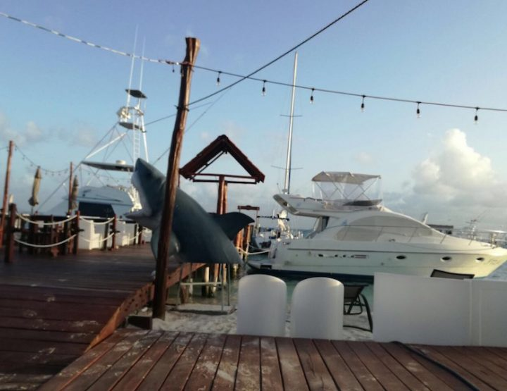 A trip to the islands off Cancun - Isla Mujeres, Mexico