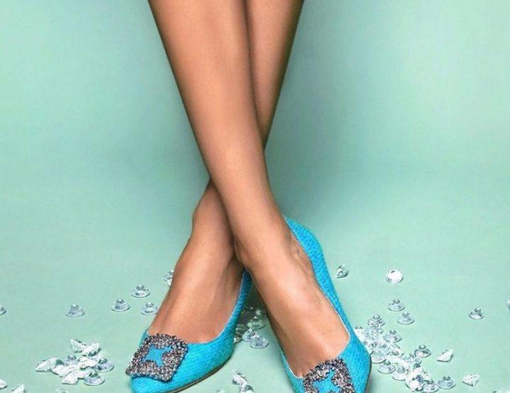 Manolo Blahnik: Der König der Schuhe
