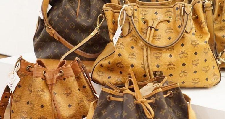 Markenprodukte für wenig Geld im Second Hand Laden
