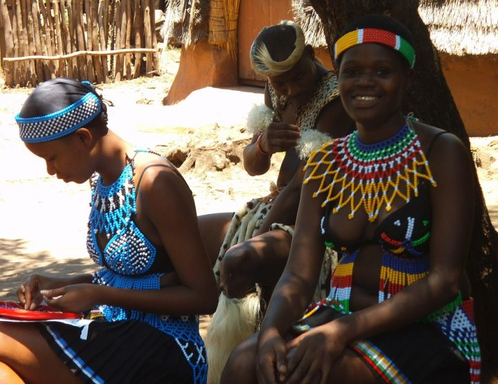 Wie afrikanische Frauen einen Bürgerkrieg beendeten