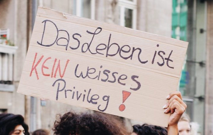 Demo: Black lives matter Berlin