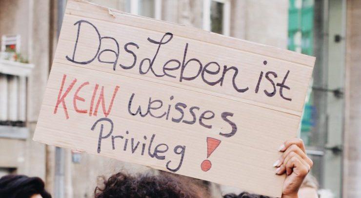 Demo: Black lives matter Berlin