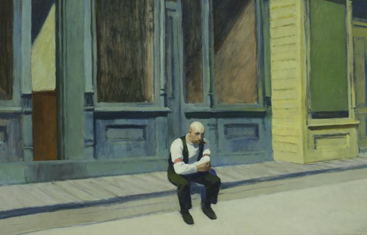 Ausstellungstipp - Von Hopper bis Rothko