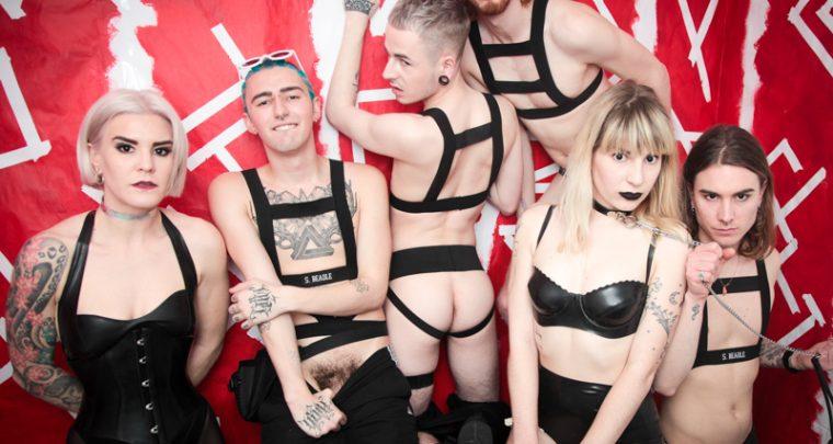 Berlins Sex positive Partys