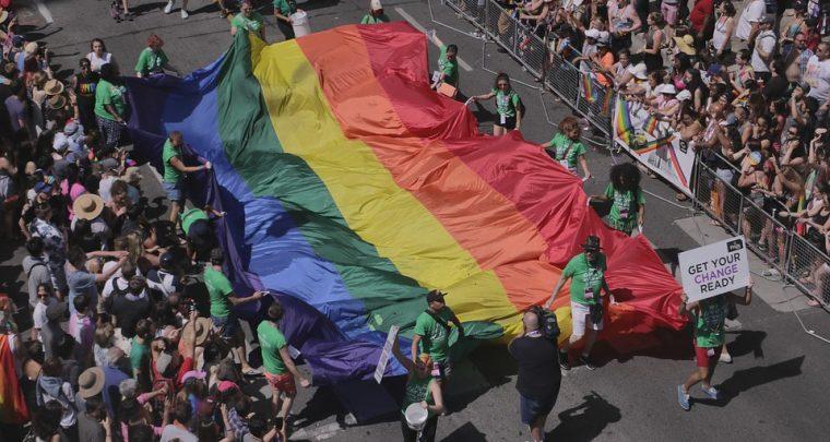 Lesbisch-Schwules Sadtfest 2017