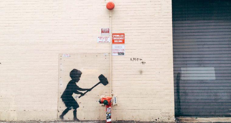 The Art of Banksy in Berlin