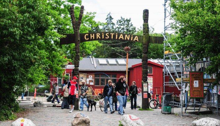 Travel-Tipp: Freistadt Christiania