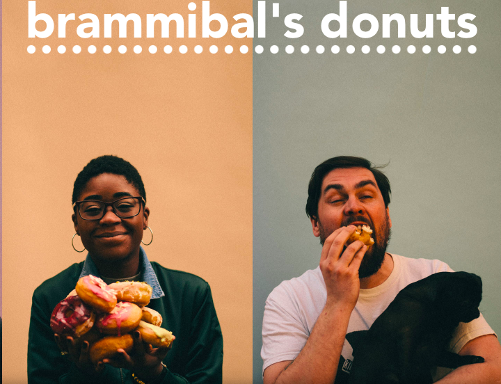 Brammibal's vegane Donuts am Maybachufer