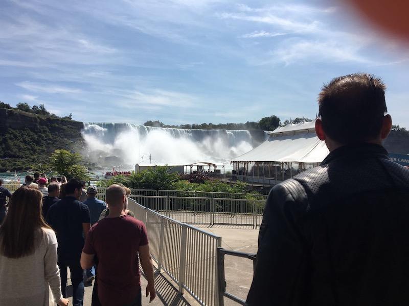 Urlaub Niagarafälle, Niagarafälle, Wasserfall, Wasser, Naturereignis, Natur, Wasserfälle, Toronto, Amerika, America