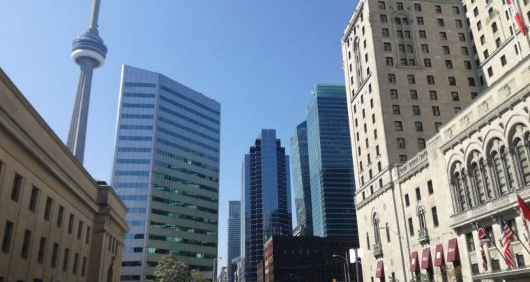 Young Street - Die Verkehrsader Torontos