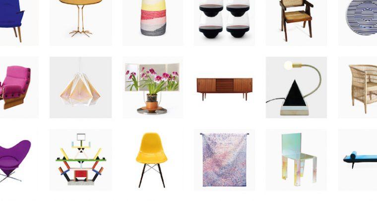 Pamono: vintage- ja kaasaegse disaini veebiturg
