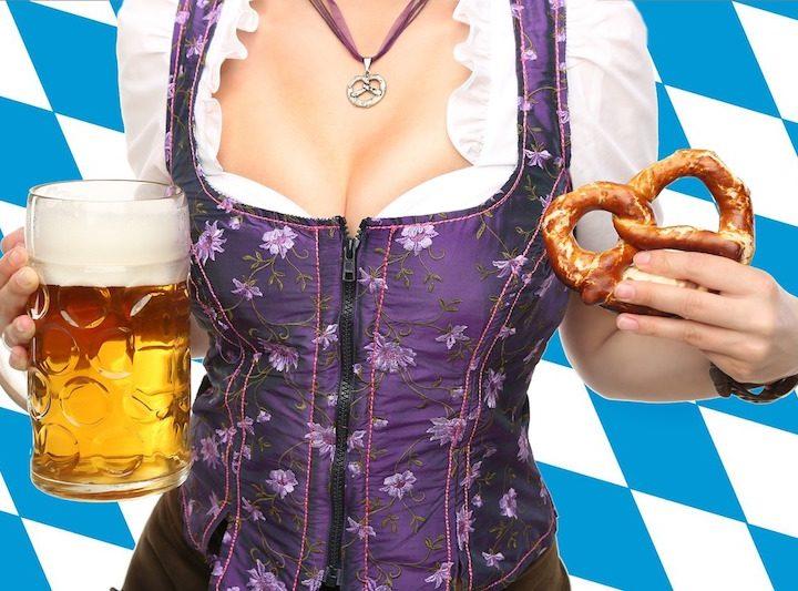 Das Wiesn Special - Oktoberfest 2017:  O'zapft ist in München.