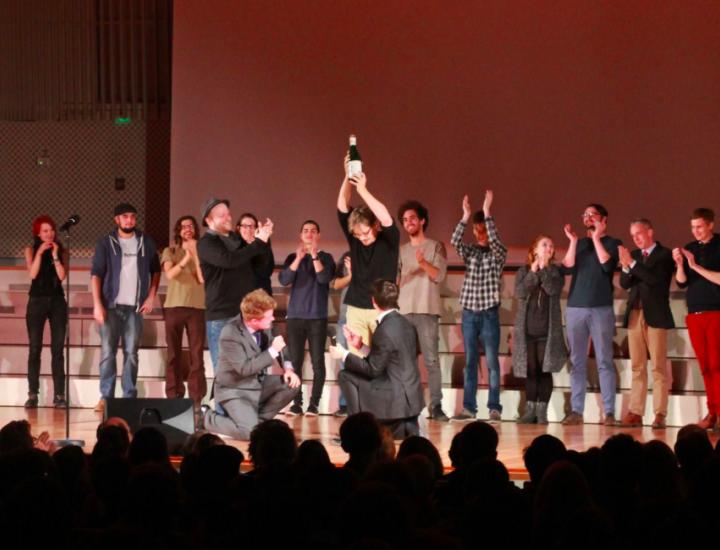 Berlin-Brandenburgische Poetry-Slam-Meisterschaften