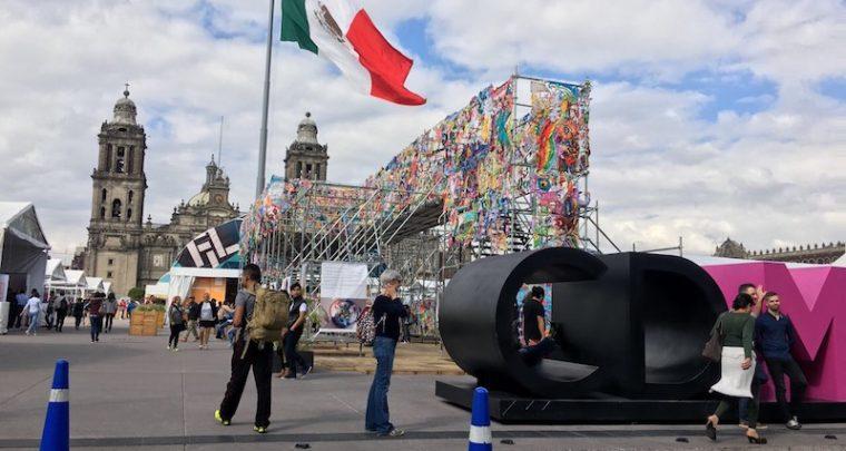 Mexiko City Historische Altstadt