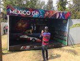México 2017 Grand Prix - vormel 1 elab VIP-salongis