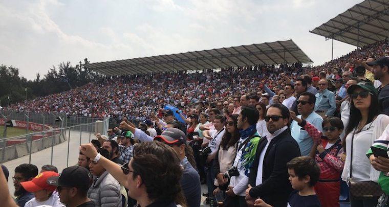 Vormel 1 - México: Sebastian Vettel võitleb kõvasti