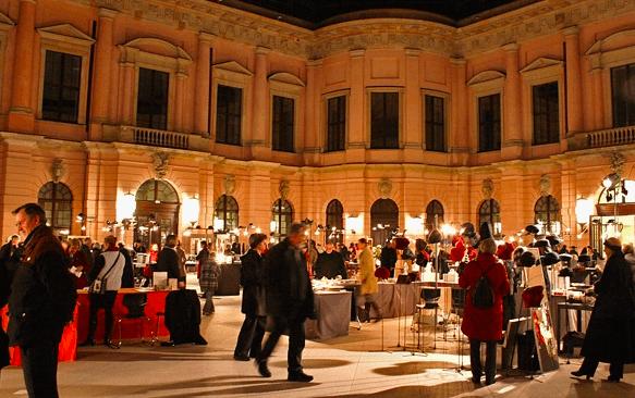 Zeughausmesse im Deutschen Historischen Museum