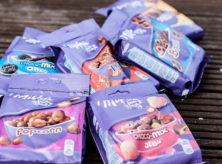 Prughjettu Prughjittatu! Eccu sò i sogni di cioccolatu.