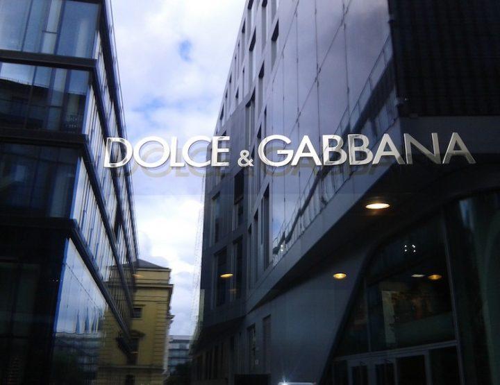 Pasta Dolce & Gabbana - U Fenomenu di Moda